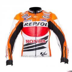 Stellar Motorcycle Leather Jacket