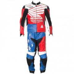 Motorcycle Honda Racing Suit