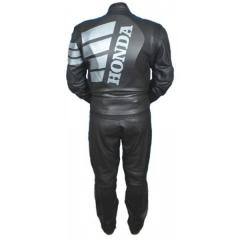 Motorcycle leather suit for Professional Biker Honda Fast