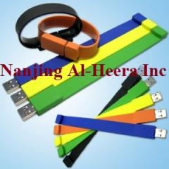 2gb Bracelet Style USB Flash Drive