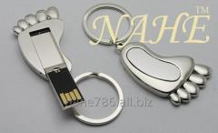 2gb Unique Metal USB Flash Drive