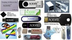 4gb Plastic USB Flash Drive