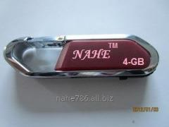 4gb Metal Twister USB Flash Drive