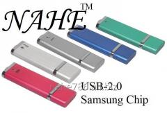 4gb Metal Rectangular USB Flash Drive