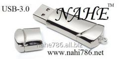 4gb Metal Box Style USB Flash Drive