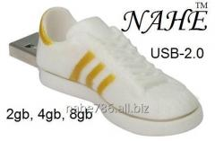 4gb Shoes Style USB Flash Drive