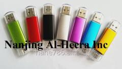 2gb Double Port USB Flash Drive