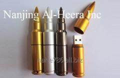 8gb Bullet Shape USB Flash Drive