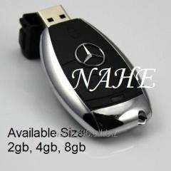Benz Car Key Style USB Flash Drive