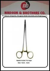 Needle Holder Forceps
