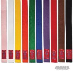Karate Belt coloured