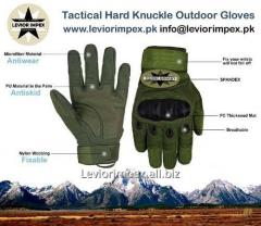 Military Hard Knuckle Tactical Gloves Motorcycle