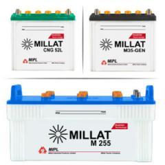 Millat Batteries