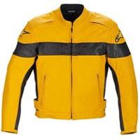 Stellar Motorcycle Leather Jacket Racing F2