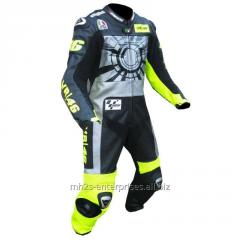 Racing Motorcycle leather suit for Professional Biker customized