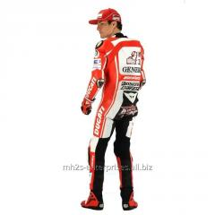 Racing Motorcycle leather Professional Biker racing suit Yamaha