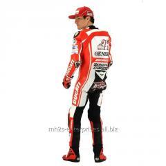 Racing Motorcycle leather Professional Biker racing suit Yamaha