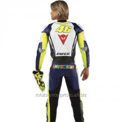 Motorcycle 100% leather suit Professional racing suit Racing wears