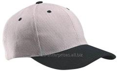 Multi-colored Baseball cap with custom logo