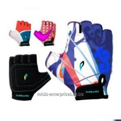 Leather Workout Gloves /Quality Fitness,Men gym fitness gloves Leather