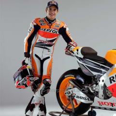 Honda repsol genuine leather racing suit Pakistan
