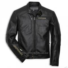 Leather Ducati Motorcycle Leather Jacket Racing