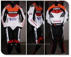 Honda repsol leather racing suit & Jacket Pakistan