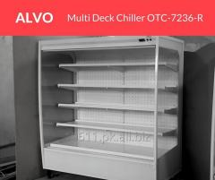 Multi Deck Fridge, Multi Deck Chiller,  Open