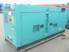 Duel fulel Diesel +Gas Generator for Rent
