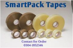SmartPack Brand Packing Tapes