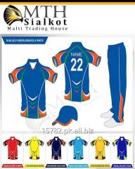 Buy online Cricket Unfiorms, cricket Colour Clothing, cricket kits
