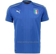 Custom 2016-2017 ITALY HOME PUMA FOOTBALL SHIRT