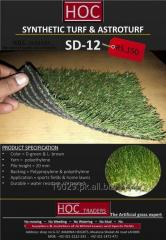 Artificial grass , synthetic grass