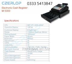ECR Electronic Cash Register M-5300 (Cash