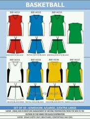 Buy sports Basketball Pro sports Uniform Set