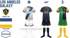 Buy sports Soccer/football Uniform Set Custom logo printing/Sublimation