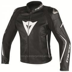 Avro C2 Leather Motorcycle Jacket