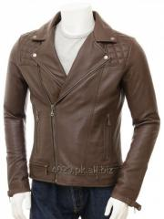 REAL MEN LEATHER JACKETS