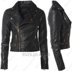 REAL LEATHER LADIES JACKETS