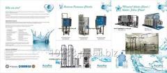 Water Filtration Plant Pure Pro Lahore Pakistan