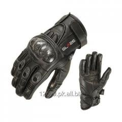 Motorcycle racing gloves