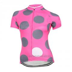 Women Sportswear Cycling shirts with logo