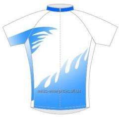 Cycling Sports custom shirts