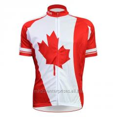 Cycling Sportswear custom design jersey