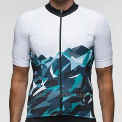 Cycling Sportswear jersey with custom logo