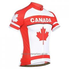 Cycling Sportswear jersey Flag with logo