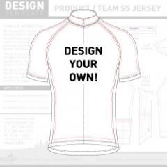 Cycling jersey Sportswear with logo