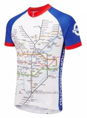 Design Your Cycling jersey/shirt Sportswear