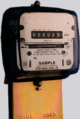 Single Phase Electromechanical Watthour Meter