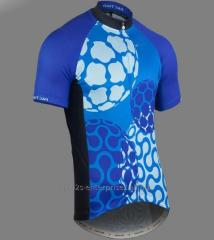 Custom made cycling shirt sublimated sports jersey new model